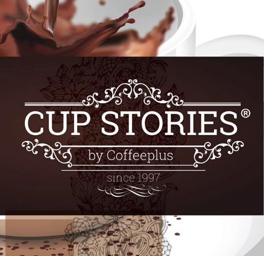 CUP STORIES By coffeeplus